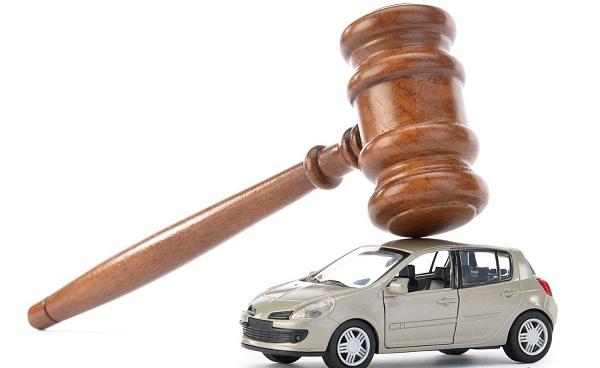 Невыкупленный автомобиль ждет аукцион